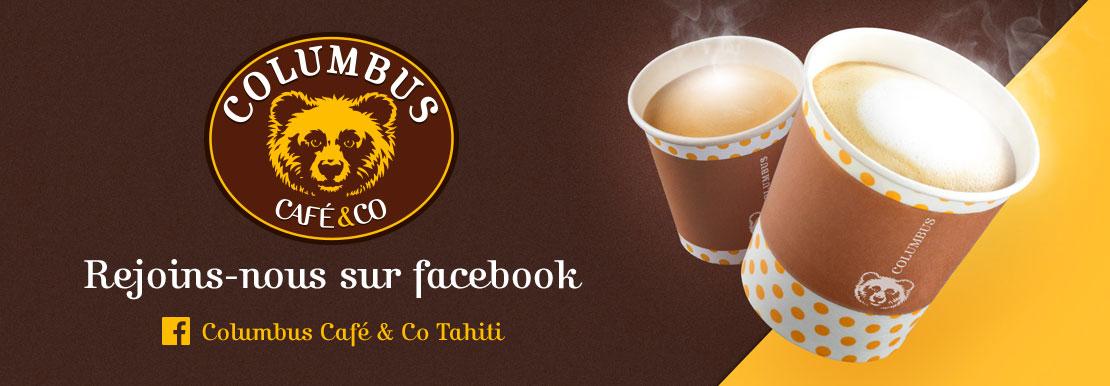 Colombus café à Easy Market