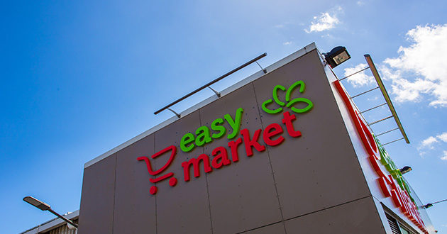 easy market aéroport