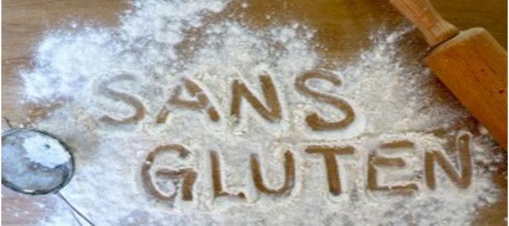 Le sans gluten