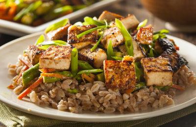 Tofu yassa