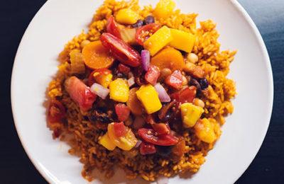 Chili con vege