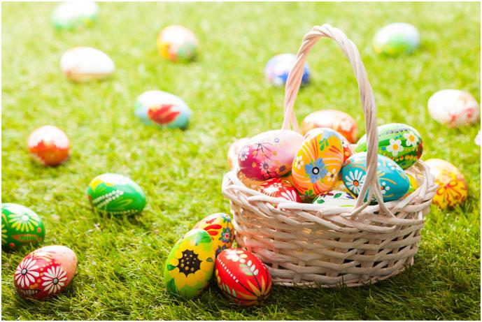 Lapins, œufs, cloches ... les symboles de Pâques