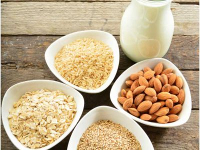 Laits végétaux : une alternative au lait de vache !