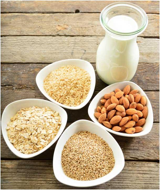 laits v g taux une alternative au lait de vache easy market. Black Bedroom Furniture Sets. Home Design Ideas