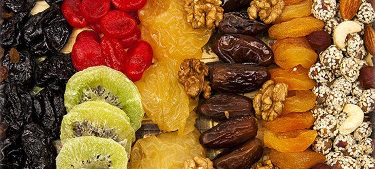 Les bienfaits des fruits secs et séchés | Easy Market