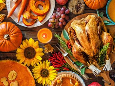 Thanksgiving : une fête américaine emblématique.