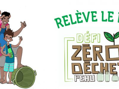 Relève le défi - Zéro déchet