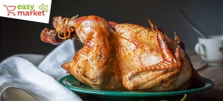 Fêtes Thanksgiving avec Easy Market