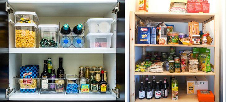 Les ingrédients à toujours avoir au fond de son placard, Easy Market te dresse une liste pratique !